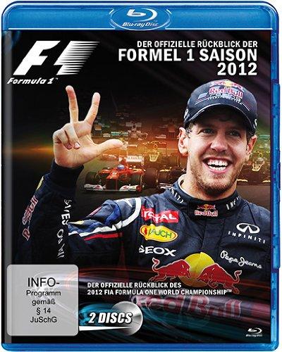 Der offizielle Rückblick der Formel 1 Saison 2012 (2 Discs) [Blu-ray] - Formel-serie