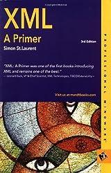 XML: A Primer (Professional mindware) by Simon St. Laurent (2001-05-15)