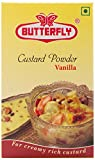 Instant Butterfly Custard Mix, Vanilla, 100g