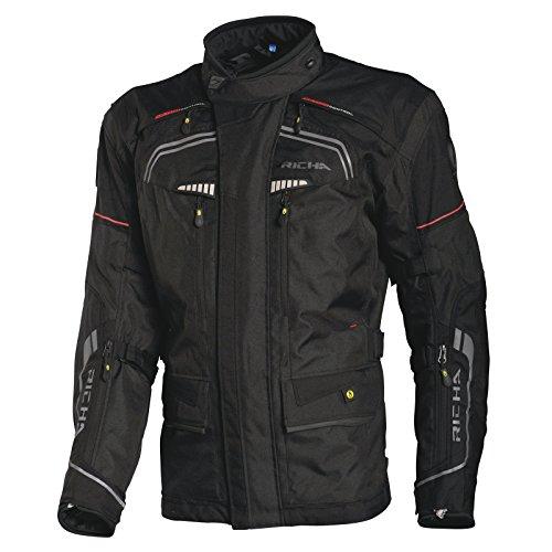 Preisvergleich Produktbild Richa Infinity 3-in-1 Herrenjacke schwarz M - Motorradjacke