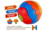 #9: Toyshine Magic Ball, Creative Assembling Toy, Non-Toxic