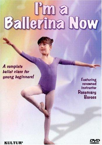 I'm a Ballerina Now by Rosemary Boross