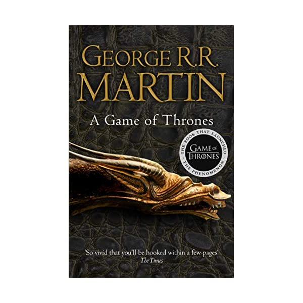 A Game of Thrones (A Song of Ice and Fire, Book 1) 51NF6gOqnuL
