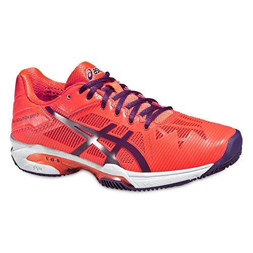 ASICS Performance Damen Tennisschuhe orange 40