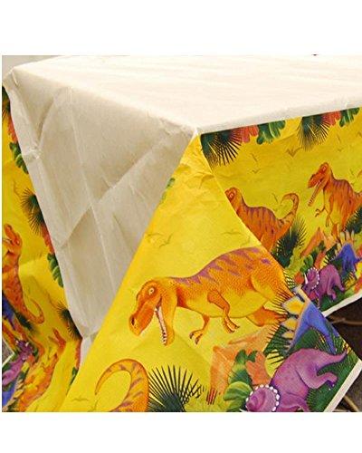 Mantel papel Dinosaurios, El Día cumpleaños niño * 20316