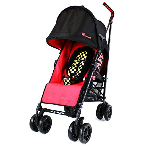 iSafe Racer Stroller (Special Edition)