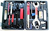 Best Bicycle Tool Kits - Kenli Multifunctional 44 Piece Bicycle Bike Maintenance Repair Review