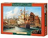 Castorland C-102914-2 - The Old Gdansk, 1000-teilig, Klassische Puzzle