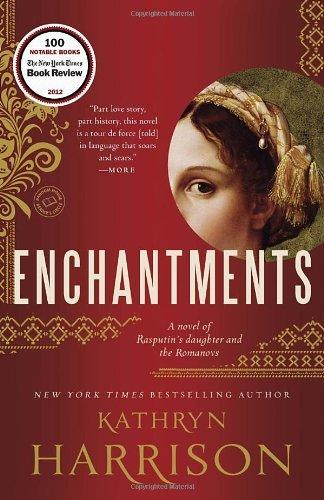 Enchantments by Kathryn Harrison (2013-02-26)