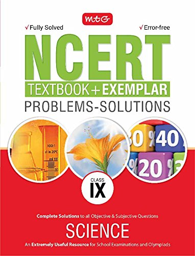 NCERT Exercises  + Exemplar Solutions Science Class 9