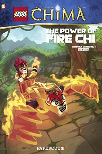 Lego Legends of Chima 4: The Power of Fire Chi