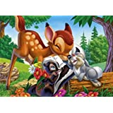 Clementoni 27454.3 - Puzzle Animal Friends: Bambi 104 teilig