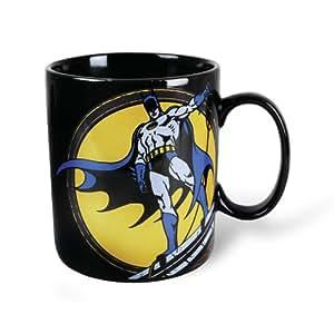 dc comics retro batman xxl tasse riesentasse ca 750ml comic front and back print verpackt. Black Bedroom Furniture Sets. Home Design Ideas
