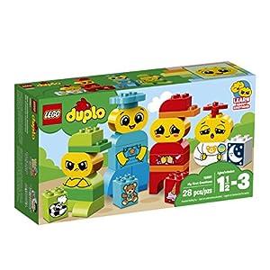 LEGO-Duplo Le Mie Prime Emozioni, Multicolore, 10861 5702016110869 LEGO