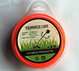 Brush Cutter Trimmer Line 15MTR - Round 3.0MM Blister (3 PCS Pack)