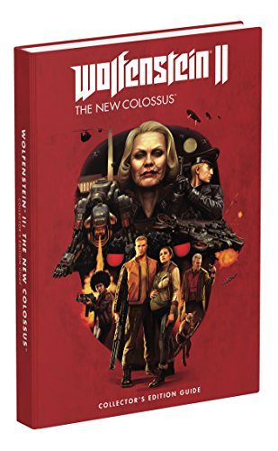 Wolfenstein II: The New Colossus (Collectors Edition) por Prima Games