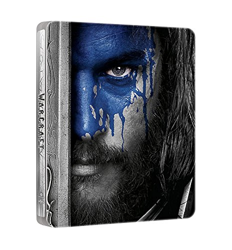Warcraft - L'inizio (Steelbook) (Blu-Ray)