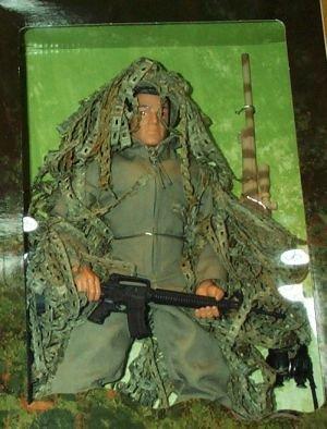 Joe 12-zoll-gi (G.I. Joe U.S. Marine Corps Sniper 12
