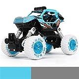 Happy Event Kinder Inertial Offroad Fahrzeug Auto Modell Ziehen Spielzeugauto Jungen Geschenk zurück (C)