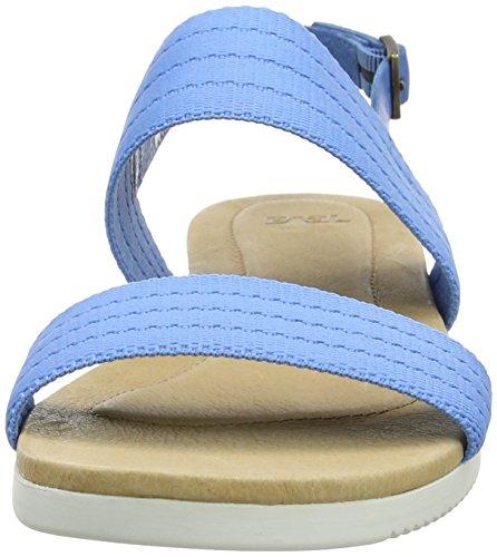 Teva 1016129, Sandali Donna Blu (Ceramic Blue Cmcb)