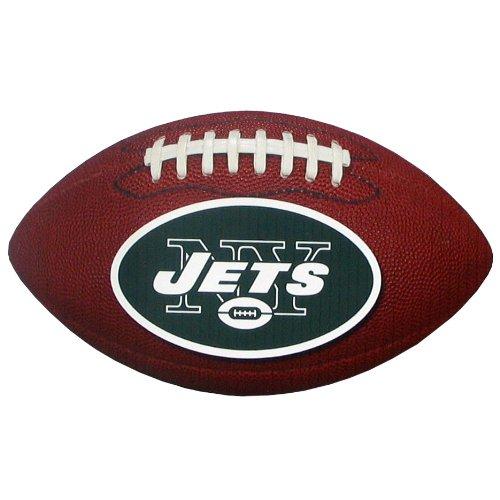 Siskiyou NFL Fußball Magnet, New York Jets, 6-Inch Nfl-magnet-jets