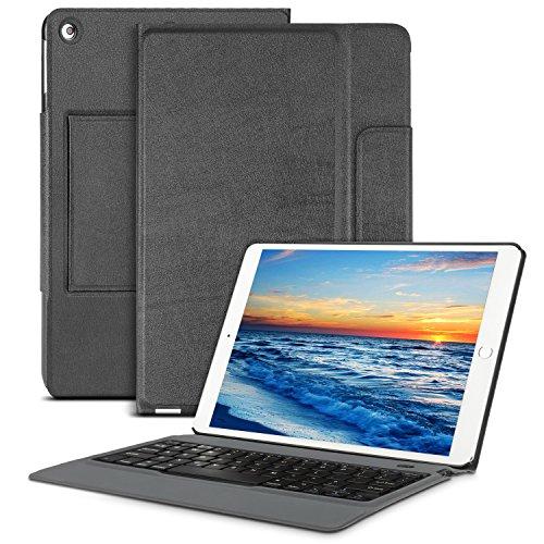 OMOTON Funda con Teclado iPad 9.7 2017