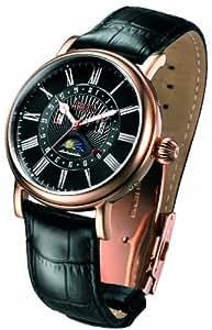 Arbutus New York - AR211RBB - Montre Homme - Automatique - Analogique - Bracelet cuir noir