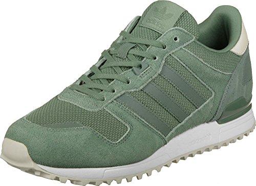 adidas Damen Zx 700 W Fitnessschuhe, Verde (Vertra / Vertra / Lino), 38 EU