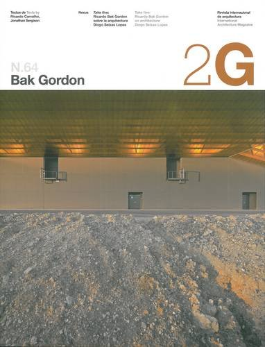2G N.64 Bak Gordon (2g Revista)