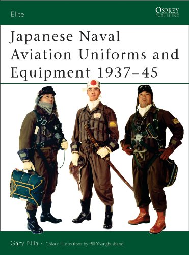 Japanese Naval Aviation Uniforms and Equipment 1937-45 (Elite Book 86) (English Edition) (Uniform Marine Ww2)
