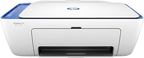 HP Deskjet 2630 – Impresora Multifunción Inalámbrica (Tinta, Wi-Fi, Copiar, Escanear, 600 x 300 PPP, Incluido 2 Meses de...