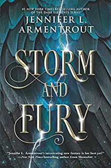 Storm and Fury (The Harbinger Series Book 1) (English Edition) van [Armentrout, Jennifer L.]