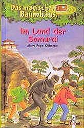 Das magische Baumhaus, Band 5: Im Land der Samurai