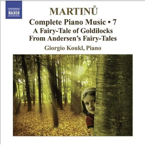 4 detske skladby (4 Children's Pieces), H. 221: No. 2. Tatinkova pisnicka