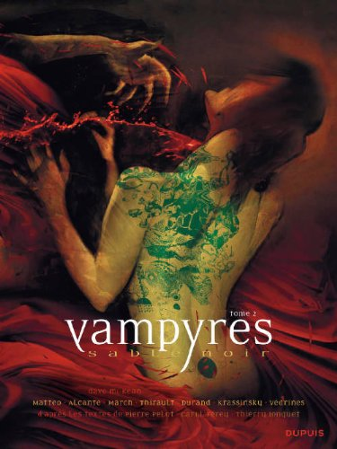 Vampyres - tome 2 - Vampyres 2