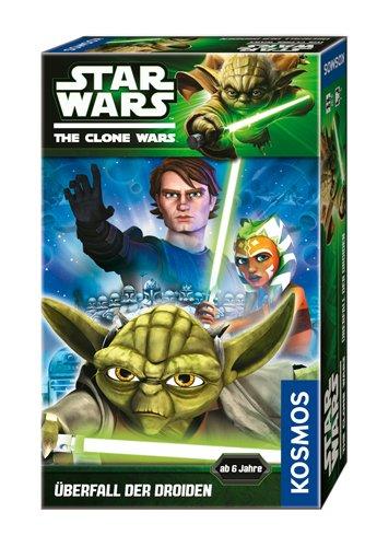 Preisvergleich Produktbild Star Wars: The Clone Wars - überfall der Droiden [Spielzeug] [Spielzeug]