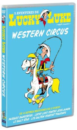 Vignette du document Les  nouvelles aventures de Lucky Luke. Western Circus