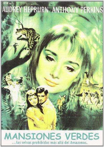 Bild von Mansiones Verdes (Import Dvd) (2011) Audrey Hepburn; Anthony Perkins; Lee J Co