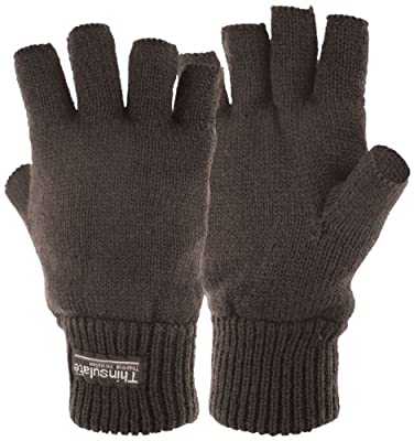 Highlander Unisex Adult Stayner Thermal Gloves : everything 5 pounds (or less!)