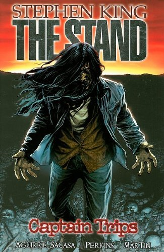 Stephen King's The Stand Vol. 1: Captain Trips (Stand (Marvel)) (English Edition) (1 Mini Fall Ipad)