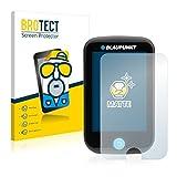 2X BROTECT Matt Bildschirmschutz Schutzfolie für Blaupunkt BikePilot (matt - entspiegelt, Kratzfest, schmutzabweisend)
