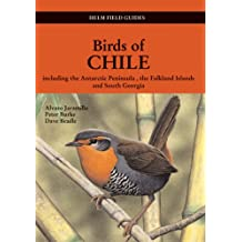 Birds of Chile: Including the Antarctic Peninsula, the Falkland Islands and South Georgia (Helm Field Guides)