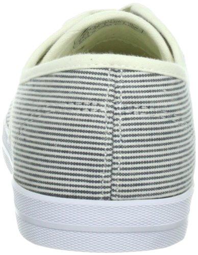 Emerica WINO FUSION 6101000088, Chaussures de skateboard mixte adulte Noir/blanc/blanc