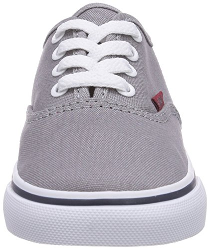 Vans AUTHENTIC Unisex-Kinder Sneakers Grau ((Pop) Frst Gry/ FK0)
