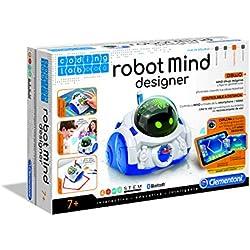 Clementoni Mind Designer Robot, para aprender a programar. De 6 a 10 años. En español