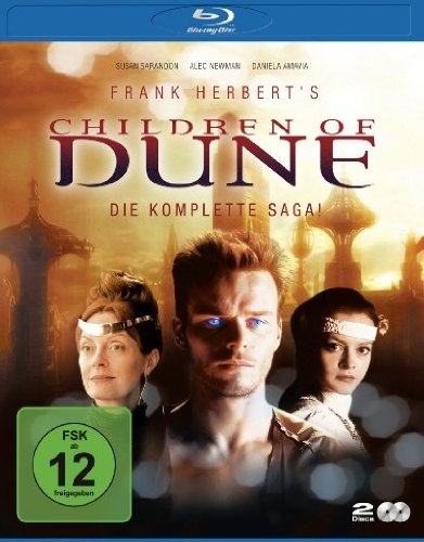 Bild von Frank Herbert's Children of Dune - Die komplette Saga! [Blu-ray]