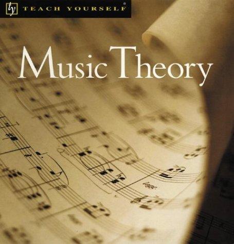Music Theory (Teach Yourself)