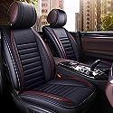 Han sui song Autositzbezug-Set Autozubehör Kfz-Schutz 9 Stück schwarz für ASX Outlander Carisma l200 Civic CRV Giulietta 156 Cayenne NX RX Forester