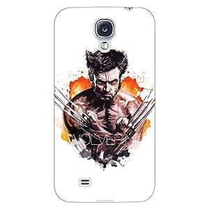 Jugaaduu Superheroes Wolverine Back Cover Case For Samsung Galaxy S4 Mini I9192
