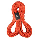 12mm Statikseil Outdoor-Klettern Geschwindigkeit nach unten Seil Sicherheit DuPont , red , 30m
